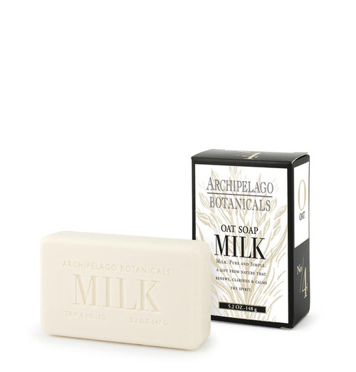 Oat Milk 5.2 oz. Soap by Archipelago