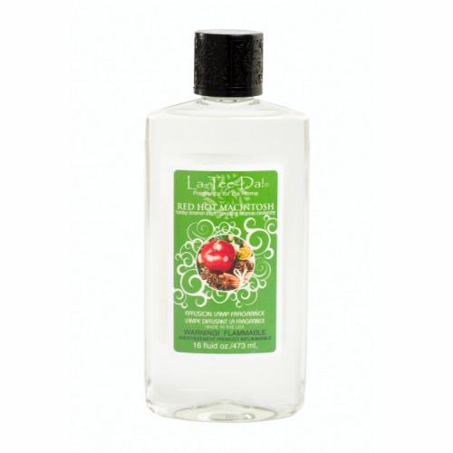 16 oz. Red Hot Macintosh La Tee Da Fragrance Lamp Oil