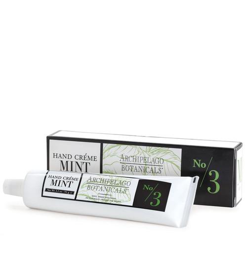Morning Mint 3.2 oz. Hand Creme by Archipelago