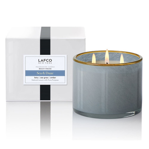 Sea & Dune 30 oz. 3-Wick Candle by Lafco New York