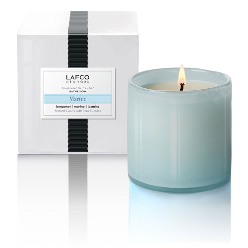 Marine 15.5 oz. Signature Candle by Lafco New York