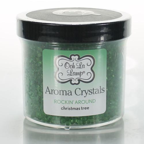 Rockin' Around Aroma Crystals for Ooh La Lamp by La Tee Da