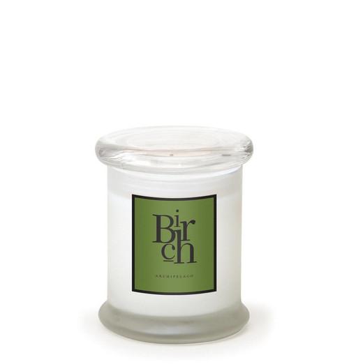 Birch 8.6 oz. Frosted Jar Candle by Archipelago