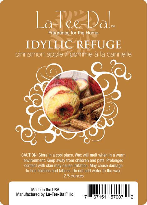 Idyllic Refuge Magic Melt by La Tee Da