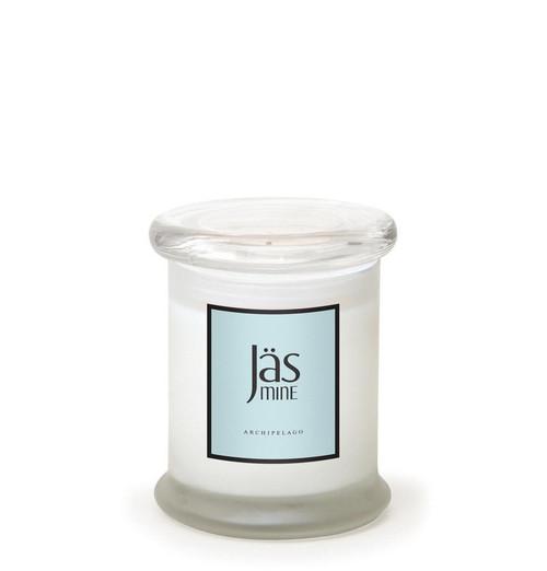 Jasmine 8.6 oz. Frosted Jar Candle by Archipelago