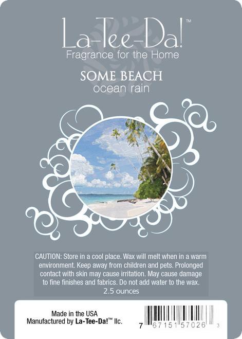 Some Beach Magic Melt by La Tee Da