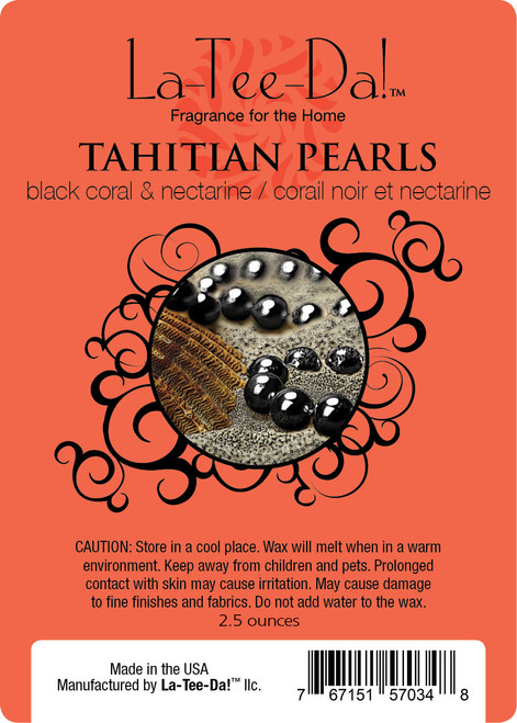 Tahitian Pearls Magic Melt by La Tee Da