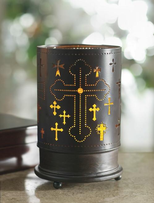 Cross Ooh La Lamp Jacket by La Tee Da