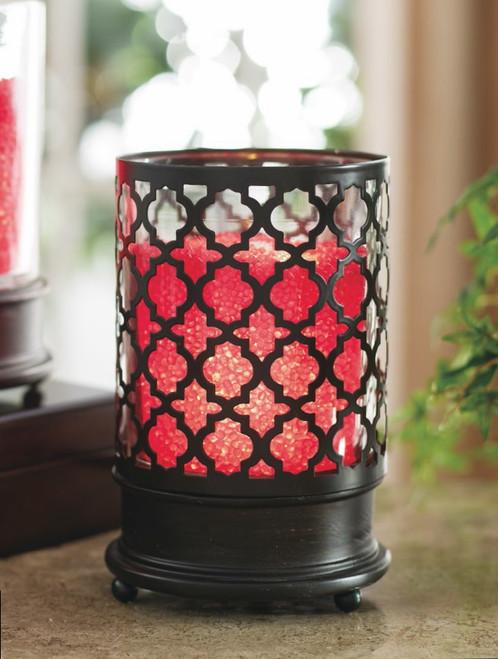 Moroccan Ooh La Lamp Jacket by La Tee Da