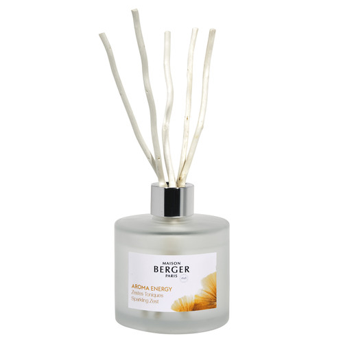 Energy 180 ml (6.08 oz.) Reed Diffuser - Maison Berger by Lampe Berger