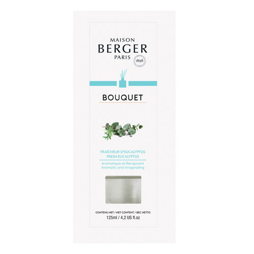 Fresh Eucalyptus Cube Reed Diffuser - Maison Berger by Lampe Berger
