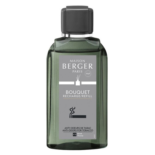Anti-Tobacco Odour No. 1 - Woody Reed Diffuser Refill - Maison Berger by Lampe Berger