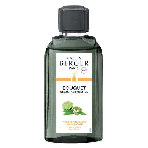 Lemon Flower Reed Diffuser Refill - Maison Berger by Lampe Berger