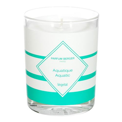 Anti-Bathroom Odour No. 1 - Aquatic Candle - Maison Berger by Lampe Berger