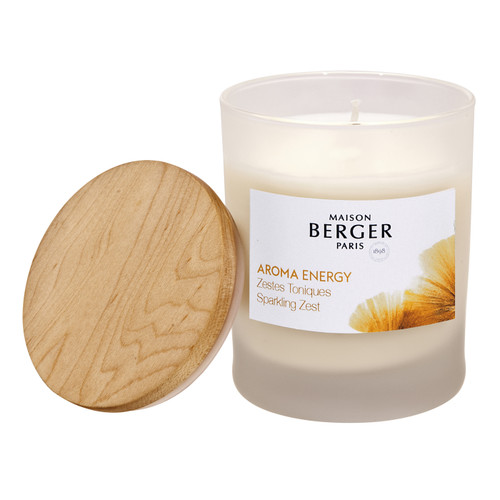 Energy Candle 180g - Maison Berger by Lampe Berger