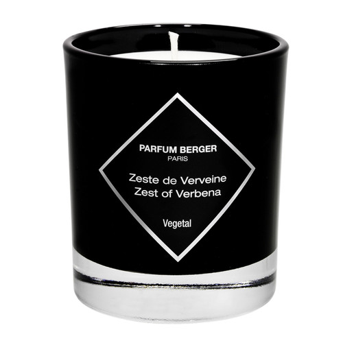 Zest of Verbena Graphic Candle - Maison Berger by Lampe Berger