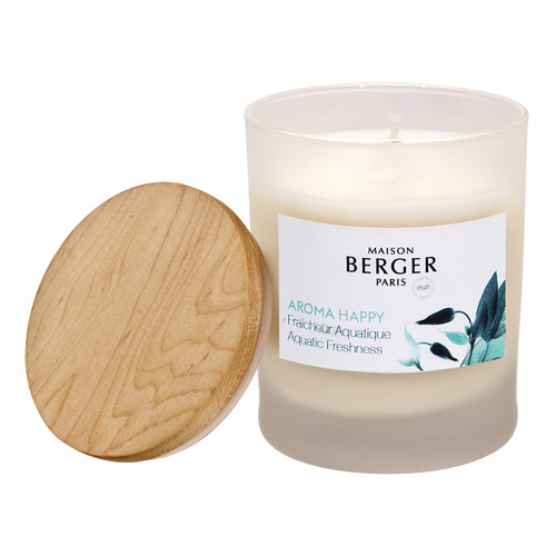 Happy Candle 180g - Maison Berger by Lampe Berger
