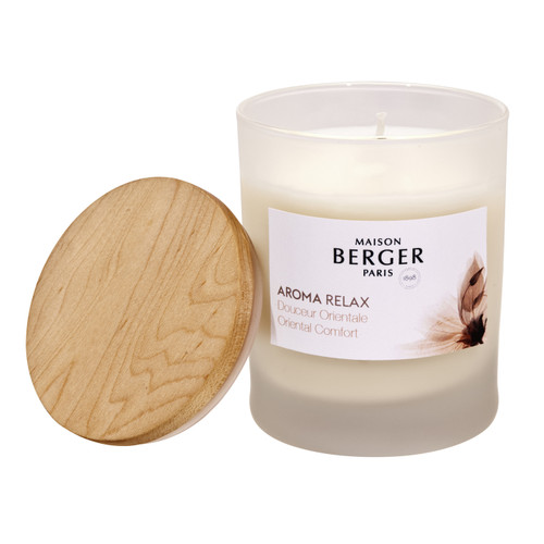 Relax Candle 180g - Maison Berger by Lampe Berger