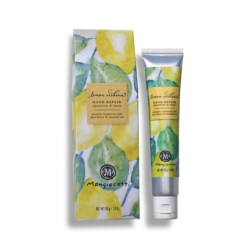 Lemon Verbena Natural Hand Repair by Mangiacotti