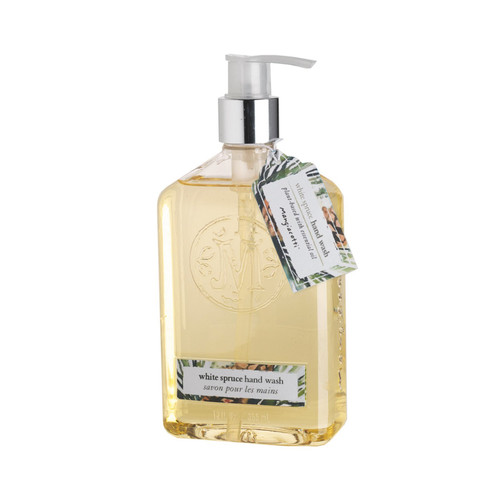 White Spruce Natural Hand Wash by Mangiacotti