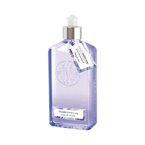 Lavender Natural Kitchen Soap by Mangiacotti