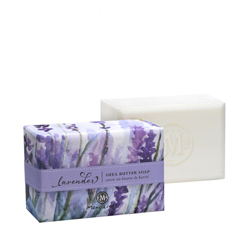 Lavender Shea Butter Bar Soap by Mangiacotti