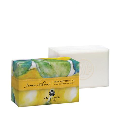 Lemon Verbena Shea Butter Bar Soap by Mangiacotti