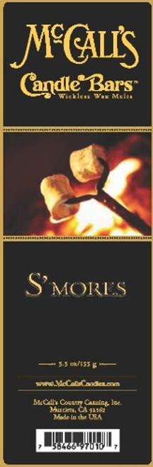 S'mores McCall's Candle Bar