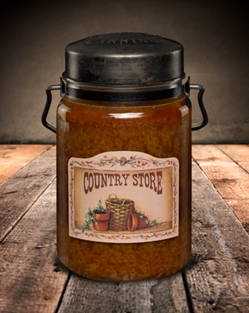 Country Store 26 oz. McCall's Classic Jar Candle
