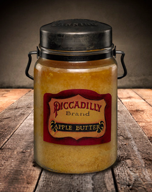 Apple Butter 26 oz. McCall's Classic Jar Candle