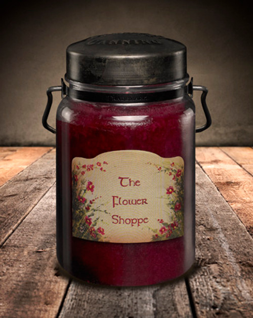 Flower Shoppe 26 oz. McCall's Classic Jar Candle