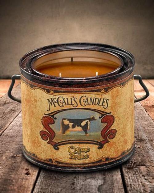 Creme Brulee 22 oz. McCall's Vintage Candle