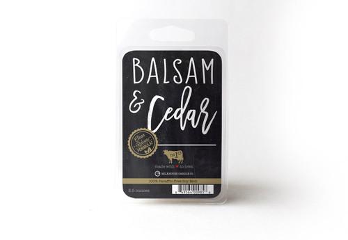 Balsam & Cedar Farmhouse Fragrance Melt by Milkhouse Candle Creamery