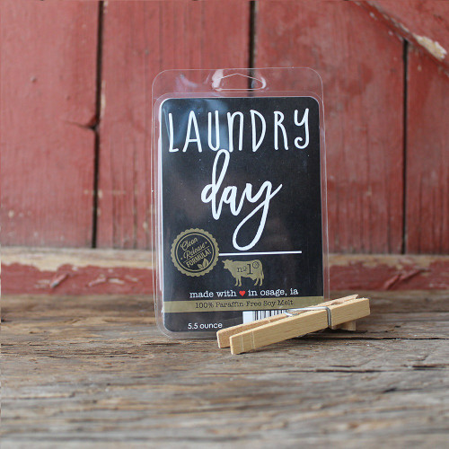 Laundry Day Farmhouse Fragrance Melts by Milkhouse Candle Creamery