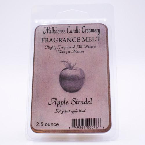 Apple Strudel Fragrance Melt by Milkhouse Candle Creamery