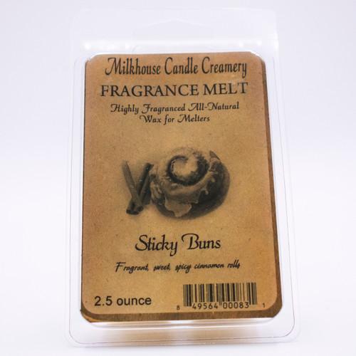 Sticky Buns Fragrance Melt by Milkhouse Candle Creamery