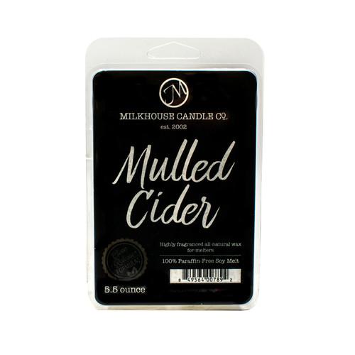 Mulled Cider 5.5 oz. Fragrance Melt by Milkhouse Candle Creamery