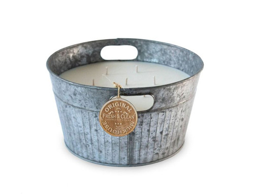 Outdoor Adventures Monster Candle by Milkhouse Candle Creamery