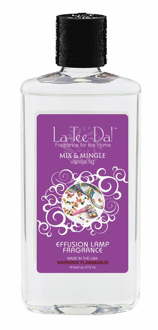 16 oz.  Mix and Mingle La Tee Da Fragrance Oil