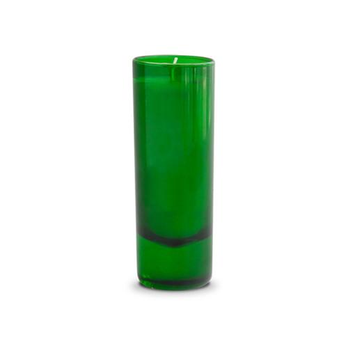 No. 81 Siberian Fir 2 oz. Green Votive Candle by Mixture