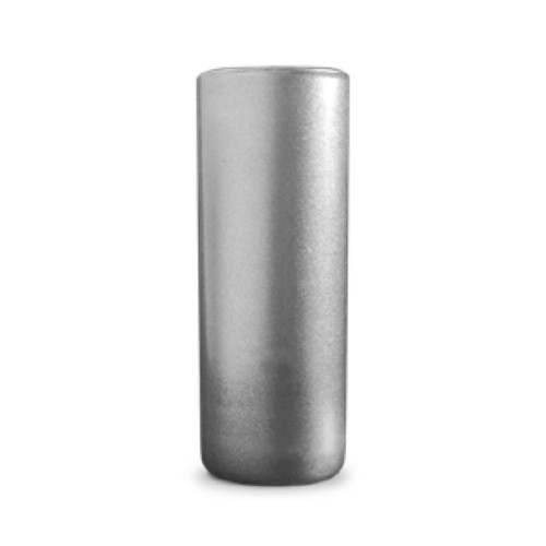 No. 44 Holiday Peace 2 oz. Silver Votive Candle by Mixture