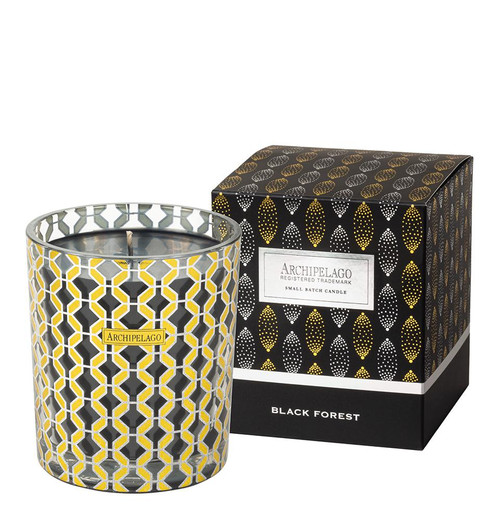 Black Forest Tuck Box Holiday Gift Candle by Archipelago