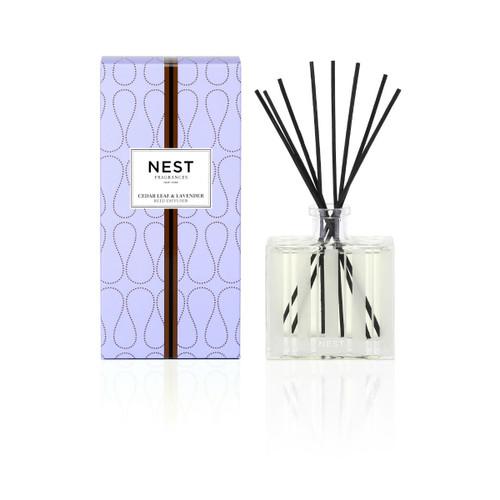 Cedar Leaf & Lavender 5.9 oz. Reed Diffuser by NEST