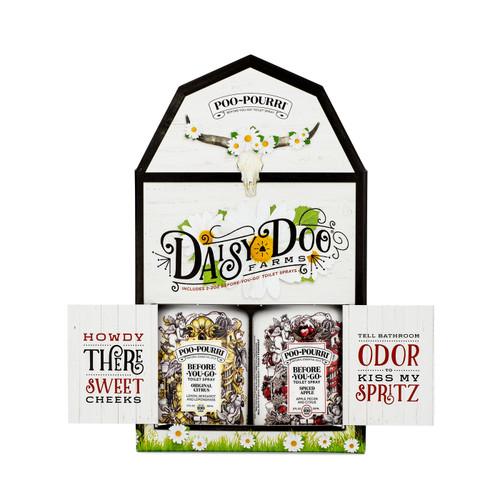 2 oz. Daisy Doo Gift Set Poo-Pourri Bathroom Spray