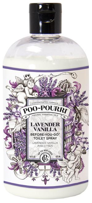 16 oz. Refill Lavender Vanilla Poo-Pourri Bathroom Spray