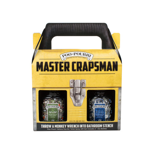 Master Crapsman Poo-Pourri Gift Set 1