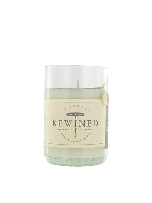 Zinfandel Blanc 11 oz. Rewined Candle