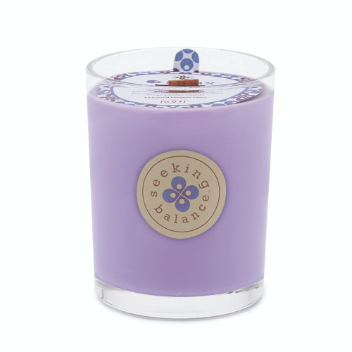 Relax (Geranium Lavender) 15 oz. Large Spa Candle by Root