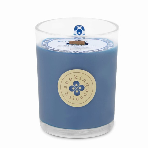 Root Candle Closeouts: Reflect (Tonka & Cedarwood) 15 oz. Large Spa Candle by Root Candles