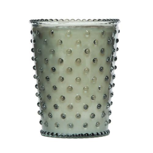 Simpatico Fern Hobnail Glass Candles by K. Hall Studio